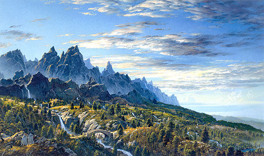 File:Ted Nasmith - First Sight of Ithilien.jpg