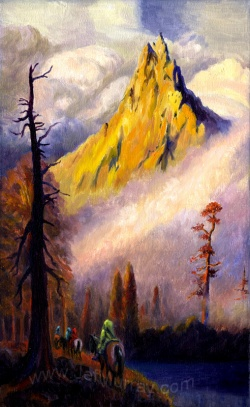 Jef Murray - The Lonely Mountain 2.jpg