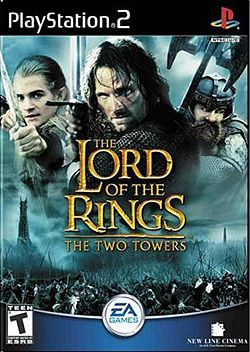 EA's The Lord of the Rings- The Two Towers box.jpg
