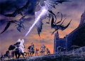 Ted Nasmith - Nazgûl at the Walls.jpg