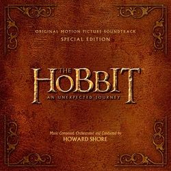 The Hobbit - An Unexpected Journey - Original Motion Picture Soundtrack - Special Edition.jpg