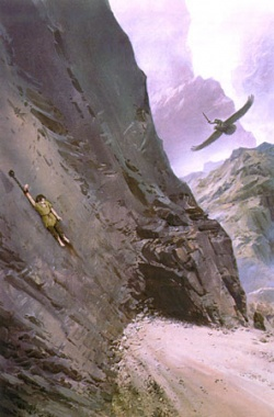 Ted Nasmith - Maedhros's Rescue from Thangorodrim.jpg