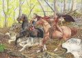 Henning Janssen - Hunting with the Great Hounds.jpg