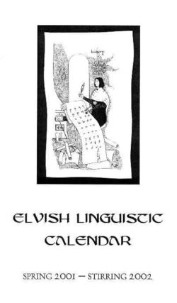 Elvish Linguistic Calendar Spring 2001 - Stirring 2002.jpg