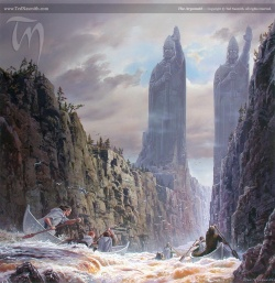 Ted Nasmith - The Argonath.jpg