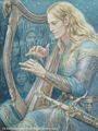 Elena Kukanova - Finrod - First Encounter with Edain.jpg