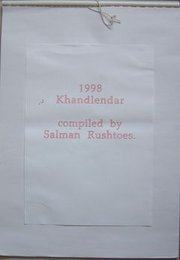 1998 Khandlendar compiled by Salman Rushtoes.jpg
