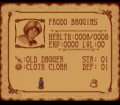 LOTR-vol1-SNES-Frodo-Inventory.png