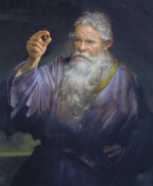 Donato Giancola - Gandalf- Shadow of the Past.jpeg