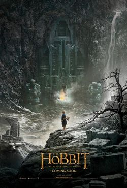 The Hobbit - The Desolation of Smaug - poster 1.jpg