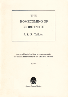 The Homecoming of Beorhtnoth (booklet).png