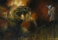 Soni Alcorn-Hender - Balrog and Gandalf in Moria.JPG