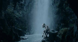 The Lord of the Rings - The Two Towers - Gollum at the Forbidden Pool.jpg