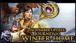 The Lord of the Rings Online - Update 1 Journey to Winter-Home.png