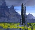 Ted Nasmith - Orthanc in the Second Age.jpg