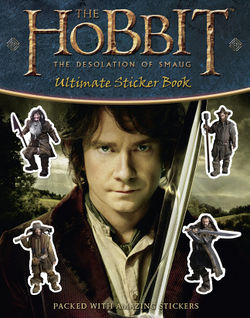 The Hobbit - The Desolation of Smaug - Ultimate Sticker Collection.jpg