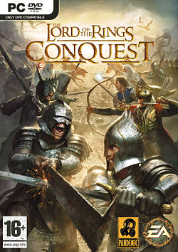 The Lord of the Rings - Conquest - boxart.JPG