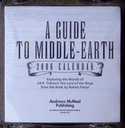 A Guide to Middle-earth 2006 Calendar.jpg