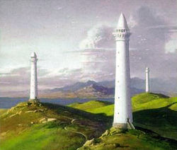 Ted Nasmith - The White Towers.jpg
